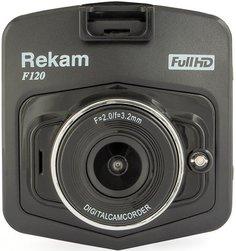 Видеорегистратор Rekam F120 (черный)