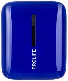 Портативное зарядное устройство Prolife PWB01-10000 10000мАч (синий)