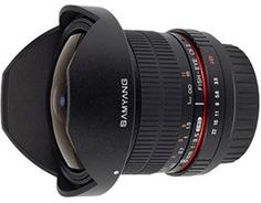 Объектив Samyang MF 8mm f/3.5 AS IF UMC Fish-eye CS II Canon EF