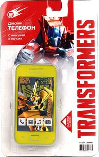 Развивающая игрушка Grand Toys Телефон Transformers GT8661 (желтый)