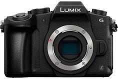 Фотоаппарат со сменной оптикой Panasonic Lumix DMC-G80 Body (черный)