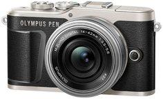 Цифровой фотоаппарат Olympus E-PL9 kit 14-42 EZ (черный)