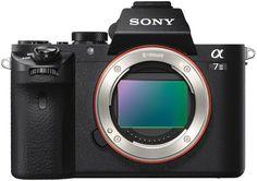 Фотоаппарат со сменной оптикой Sony Alpha A7 II Body (черный)