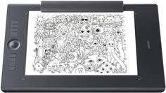 Графический планшет Wacom Intuos Pro M Paper (черный)