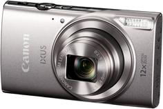 Цифровой фотоаппарат Canon IXUS 285 HS (серебристый)