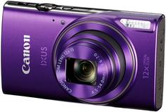 Цифровой фотоаппарат Canon IXUS 285 HS (фиолетовый)