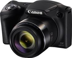 Цифровой фотоаппарат Canon PowerShot SX430 IS (черный)