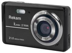 Цифровой фотоаппарат Rekam iLook S959i (черный)
