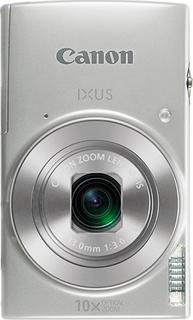 Цифровой фотоаппарат Canon IXUS 190 (серебристый)