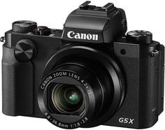 Цифровой фотоаппарат Canon PowerShot G5 X (черный)
