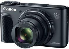 Цифровой фотоаппарат Canon PowerShot SX730 HS (черный)