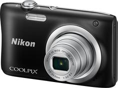 Цифровой фотоаппарат Nikon Coolpix A100 (черный)