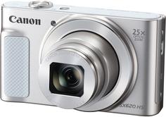 Цифровой фотоаппарат Canon PowerShot SX620 HS (белый)