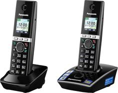 Радиотелефон Panasonic KX-TG8052 (черный)