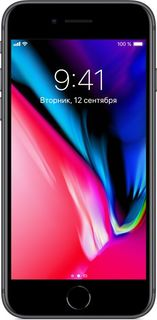 Мобильный телефон Apple iPhone 8 64GB (серый космос)