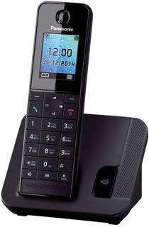 Радиотелефон Panasonic KX-TGH210 (черный)