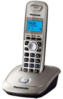 Радиотелефон Panasonic KX-TG2511 (платиновый)