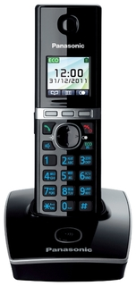 Радиотелефон Panasonic KX-TG8051 (черный)