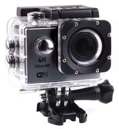 Экшн-камера Digma DiCam 410 (серый)