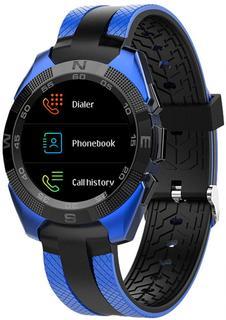 Умные часы JET Sport SW-7 (синий)