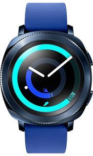 Умные часы Samsung Gear Sport (синий)