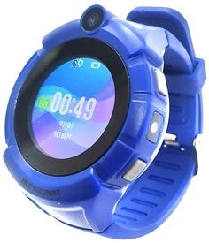 Детские умные часы JET Kid Sport (синий)