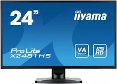 """Монитор Iiyama ProLite X2481HS-B1 23.6"""" (черный)"""