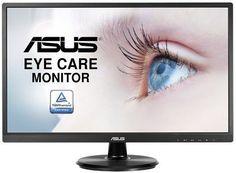Монитор ASUS VA249NA (черный)