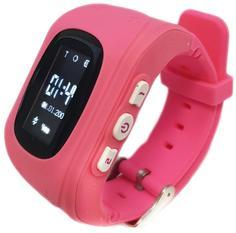Детские умные часы JET Kid Start (розовый)