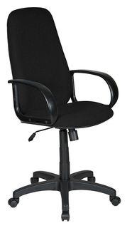 Кресло руководителя Бюрократ CH-808AXSN (черный)