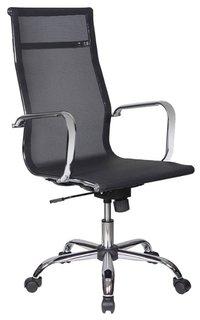 Кресло руководителя Бюрократ CH-993 обивка из сетки (черный)