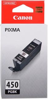 Картридж Canon PGI-450PGBK (черный)
