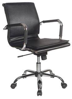 Кресло руководителя Бюрократ CH-993-LOW (черный)