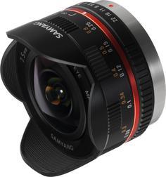 Объектив Samyang MF 7.5mm f/3.5 AS IF UMC Fish-eye micro 4/3