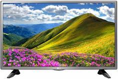 LED телевизор LG 32LJ600U (серебристый)