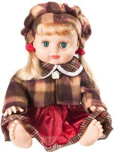 Кукла Play Smart в сумке (разноцветный)