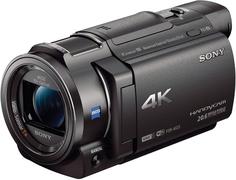 Видеокамера Sony FDR-AX33 4K (черный)