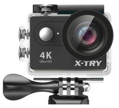 Экшн-камера X-Try XTC160 (черный)
