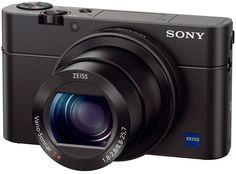 Цифровой фотоаппарат Sony Cyber-shot DSC-RX100M3 (черный)
