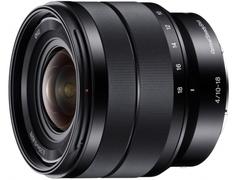 Объектив Sony SEL-1018 (черный)