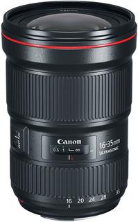 Объектив Canon EF 16-35mm f/2.8L III USM (черный)