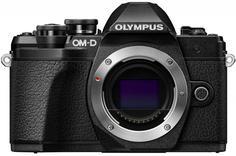Цифровой фотоаппарат Olympus E-M10 Mark III Kit 14-42 II R (черный)