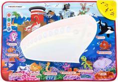 """Интерактивная игрушка Затейники GT9072 Коврик обучающий """"Ну, погоди!"""""""