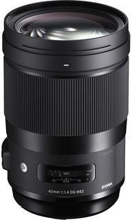 Объектив Sigma AF 40mm F/1.4 DG HSM  A CANON