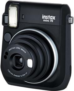 Фотоаппарат моментальной печати Fujifilm Instax Mini 70 (черный)