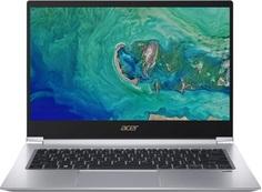 Ноутбук Acer Swift 3 SF314-55-72FH (серебристый)