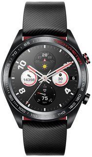 Умные часы Honor Watch Magic Silicone Strap (черный)