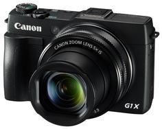Цифровой фотоаппарат Canon PowerShot G1 X Mark II (черный)