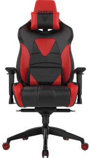 Игровое кресло Gamdias Hercules M1 (черно-красный)