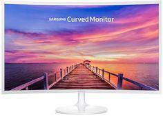 Монитор Samsung C32F391FWI (белый)